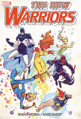New Warriors Classic Omnibus Vol. 1 Cover Image