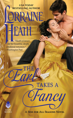 The Earl Takes a Fancy: A Sins for All Seasons Novel Cover Image