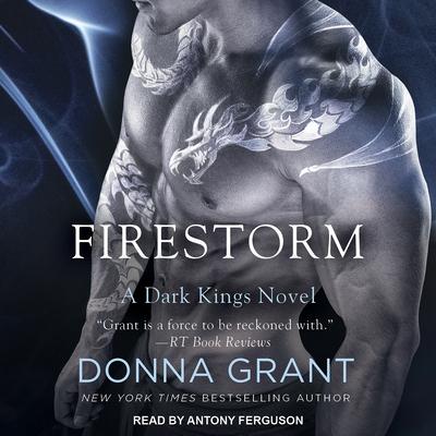 Firestorm (Dark Kings #10) Cover Image