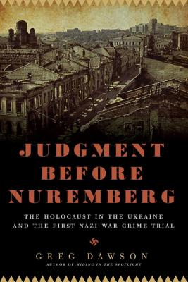 Judgment Before Nuremberg Cover