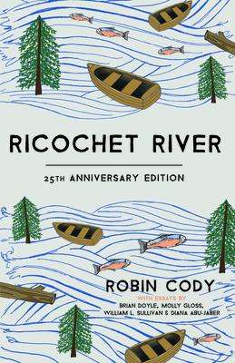 Cover for Ricochet River