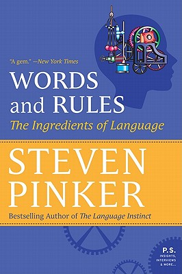 Words and Rules: The Ingredients of Language Cover Image