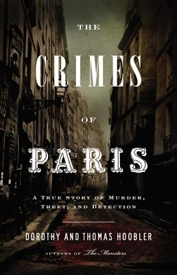 The Crimes of Paris Cover