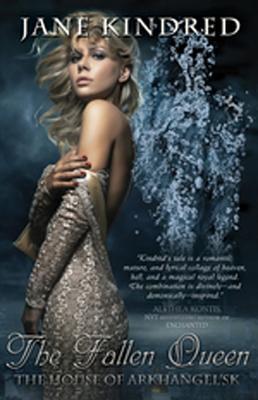 The Fallen Queen Cover