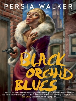 Black Orchid Blues Cover Image