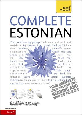 Complete Estonian Beginner to Intermediate Course: Learn to read, write, speak and understand a new language Cover Image