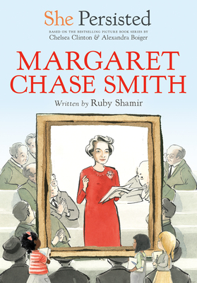 She Persisted: Margaret Chase Smith Cover Image