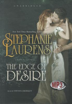 The Edge of Desire (Bastion Club Novels) Cover Image