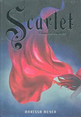 Cover for Scarlet = Scarlet