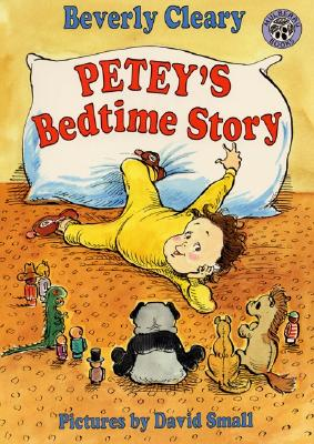 Petey's Bedtime Story Cover