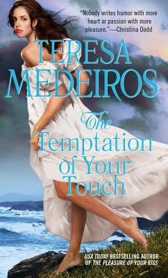 The Temptation of Your Touch Cover