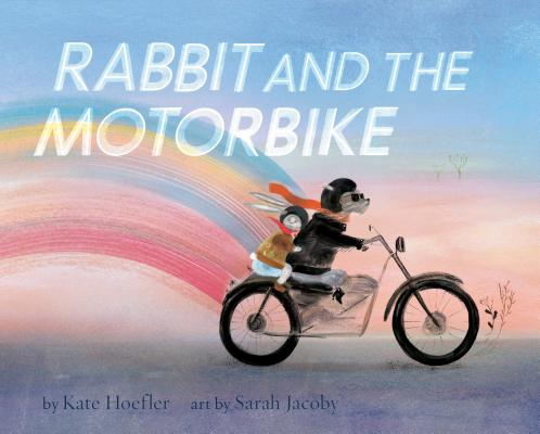 Cover for Rabbit and the Motorbike
