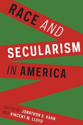 Race and Secularism in America Cover