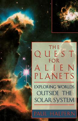 Cover for The Quest For Alien Planets