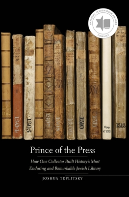 Cover for Prince of the Press