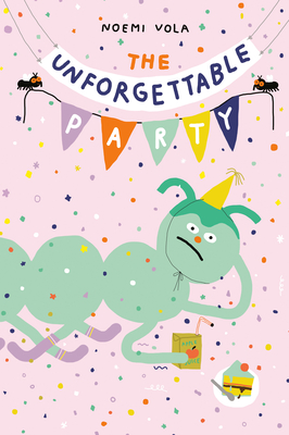 Cover for The Unforgettable Party