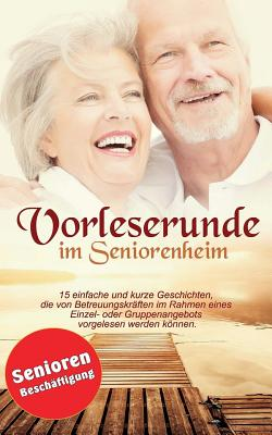 Vorleserunde im Seniorenheim Cover Image