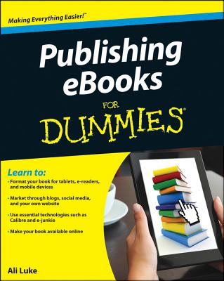 Publishing E-Books for Dummies Cover