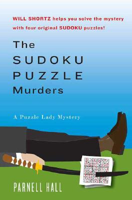 The Sudoku Puzzle Murders Cover