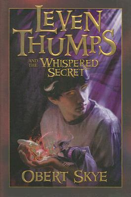 Leven Thumps and the Whispered Secret Cover