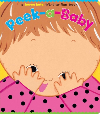 Cover for Peek-a-Baby