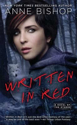 Written in Red (A Novel of the Others #1) Cover Image