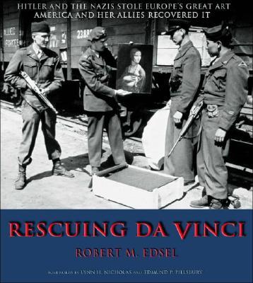 Rescuing Da Vinci Cover