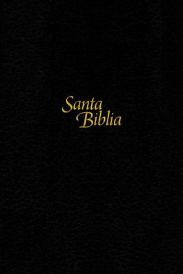 Santa Biblia Ntv, Edición Personal, Letra Grande (Letra Roja, Tapa Dura de Sentipiel, Negro) Cover Image