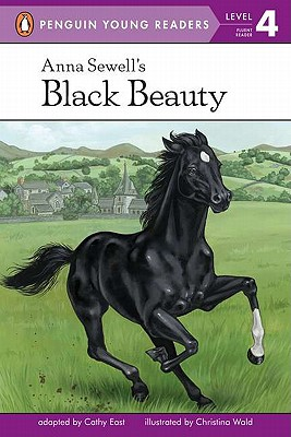Anna Sewell's Black Beauty (Penguin Young Readers, Level 4) Cover Image