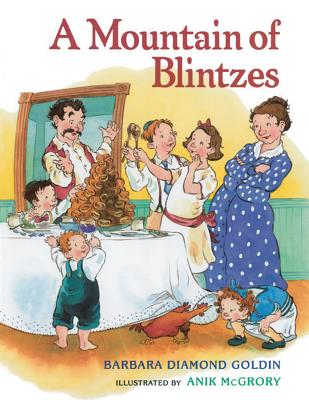 A Mountain of Blintzes Cover