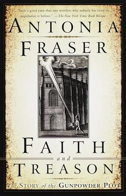 Faith and Treason Cover