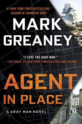 Cover for Agent in Place (Gray Man #7)