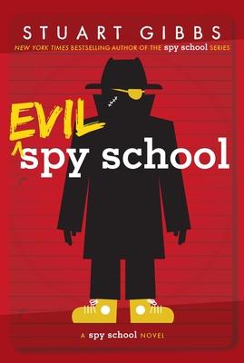 Evil Spy School Cover Image