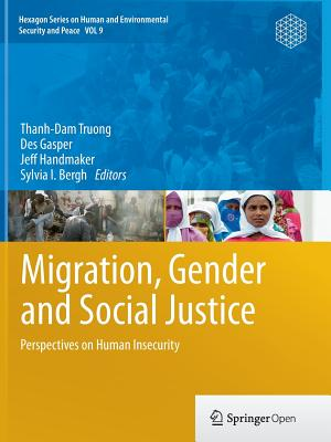 Cover for Migration, Gender and Social Justice