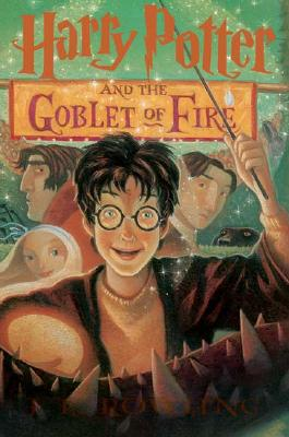 Harry Potter and the Goblet of Fire (rlb) Cover Image
