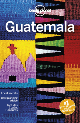 Lonely Planet Guatemala 7 (Travel Guide) Cover Image