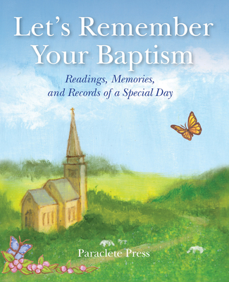 Cover for Let's Remember Your Baptism