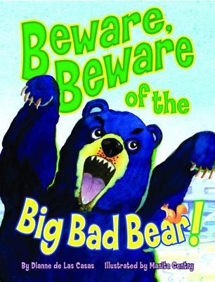 Beware, Beware of the Big Bad Bear! Cover