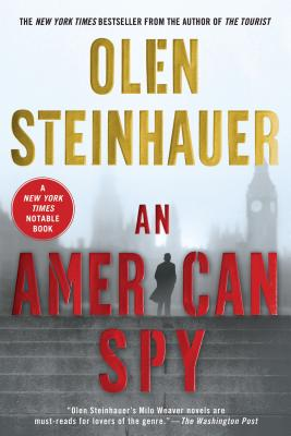 An American Spy (Milo Weaver #3) Cover Image