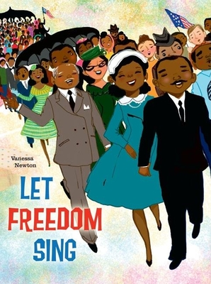 Let Freedom Sing Cover