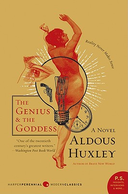 The Genius and the Goddess Cover Image