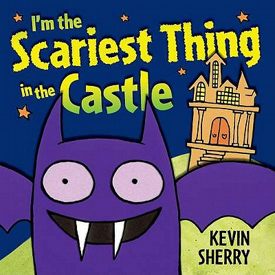 I'm the Scariest Thing in the Castle Cover Image