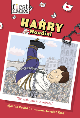 Harry Houdini (The First Names Series) Cover Image