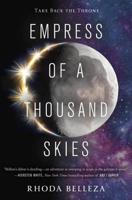 Empress of a Thousand Skies Cover Image