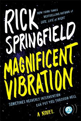 Magnificent Vibration: A Novel Cover Image