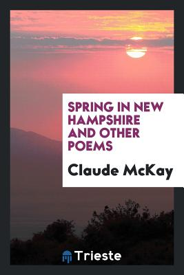 Spring in New Hampshire and Other Poems Cover Image
