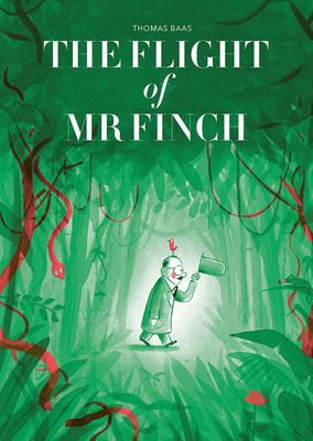 The Flight of Mr. Finch Cover Image