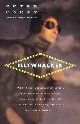 Illywhacker Cover