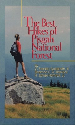 The Best Hikes of Pisgah National Forest Cover