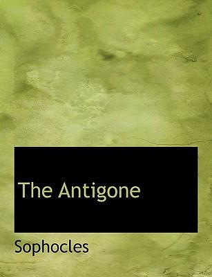 Cover for The Antigone